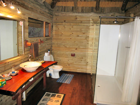 Bathroom Drotsky Cabins